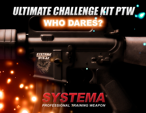Ultimate Challenge Kit PTW