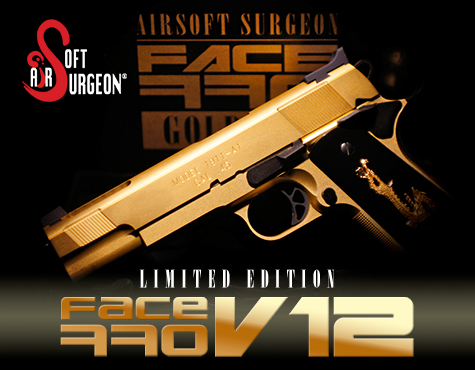 Airsoft Surgeon Face Off V12 (Limited Edition)
