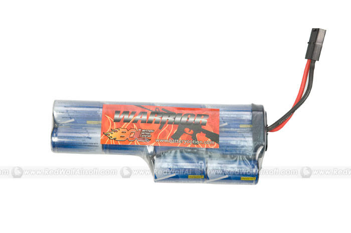 Intellect 12v 4200mAh High Volt 10 Cells - M16 Pack (NiMH)