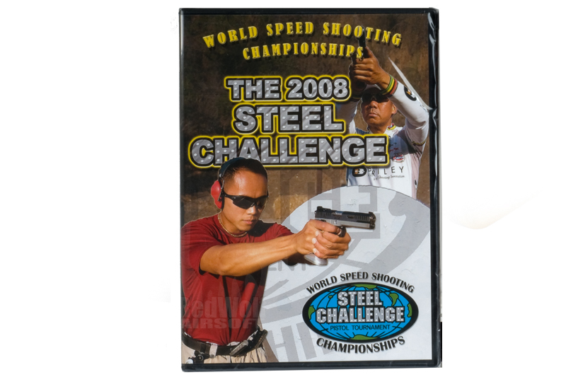 The 2008 Steel Challenge DVD