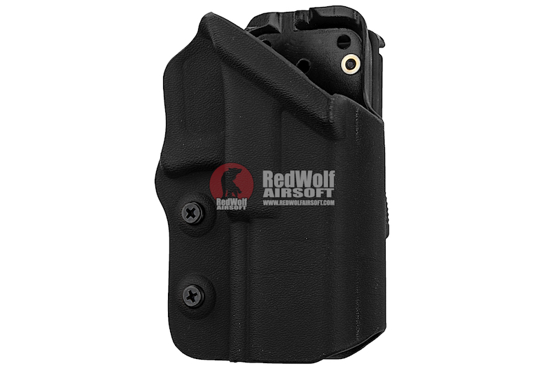 GK Tactical 0305 Kydex Holster for G17 / G18C / G19 new version - Black