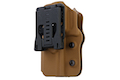 GK Tactical 0305 Kydex Holster for G17 / G18C / G19 new version - DE