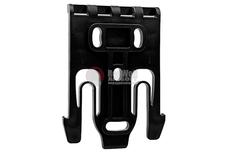 GK Tactical 0305 QL19 Quick Lock Holster Fork - Black