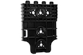 GK Tactical 0305 QL22 QL System Receiver Plate - Black