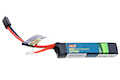 BOL 11.1v 1100mAh 20C Candy Bar Pack 3 Cells Li Po Battery (Small Tamiya) (fit for Krytac Kriss Vector)