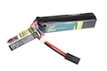 BOL 11.1v 1300mAh 20C Candy Bar Pack 3 Cells Battery (Small Tamiya)