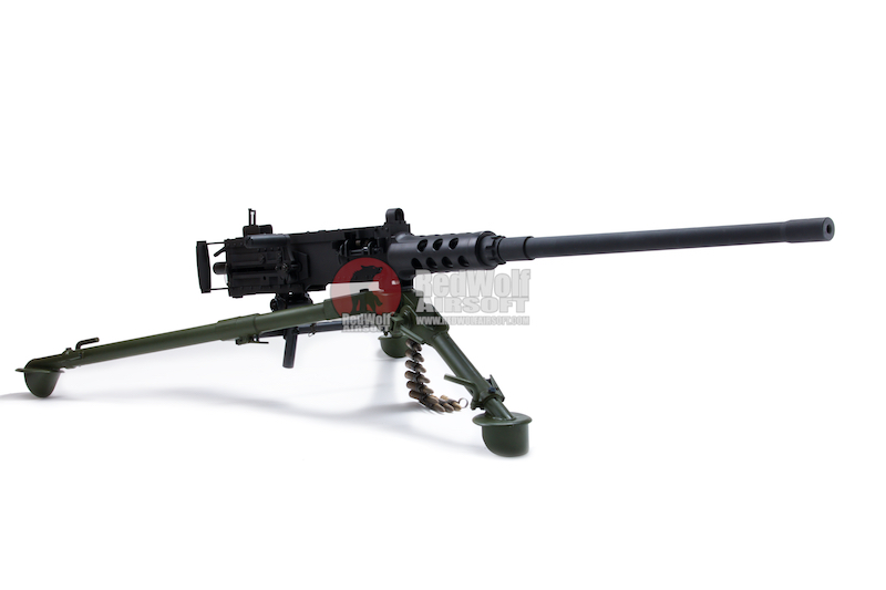3D MMP M2 Browning Steel & Aluminum AEG Version