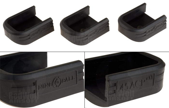 Nine Ball Absorbing Mag Bumper for Marui Hi CAPA 5.1