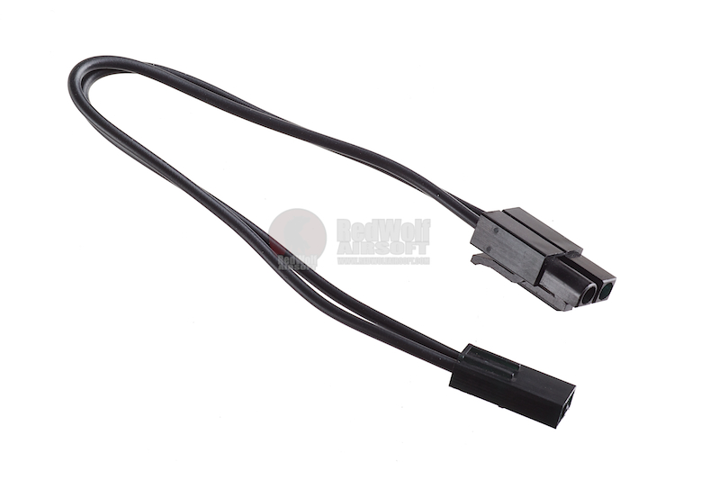 25cm Large Male Tamiya Style RC Connector to Small Female Cable