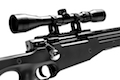 Action T96 Airsoft Sniper - S/B (Silver Barrel)