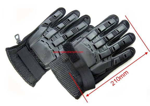Milspex Tactical Gloves (Xlarge) <font color=red>(Clearance)</font>