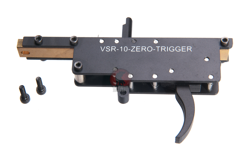 Action Zero Trigger for Tokyo Marui VSR-10 / Well MB03