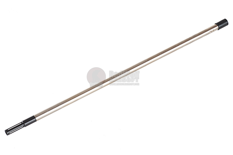 A Plus Airsoft 6.08mm Nickel Coated Copper Rectifier Inner Barrel for WE / VFC GBB (370mm)