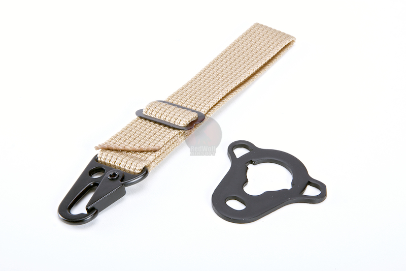 Action Sling Adaptor for M4 Type B (Desert Tan)