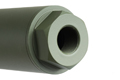 Action S.T. Simth Silencer  (80mm / Green)