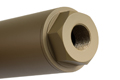 Action S.T. Simth Silencer  (220mm / Tan)