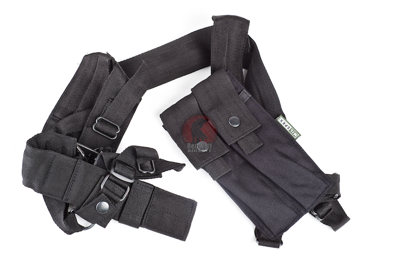 Milspex Shoulder Holster/Sling for NP5K & Other SMG<font color=red> (Clearance)</font>