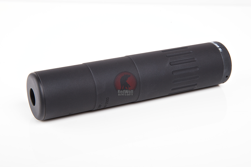 Magpul PTS AAC M4-2000 Silencer (CCW) - Non US verion - BK