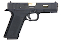 KWC Model 17 CO2 Blowback Pistol - Black (Metal Slide)