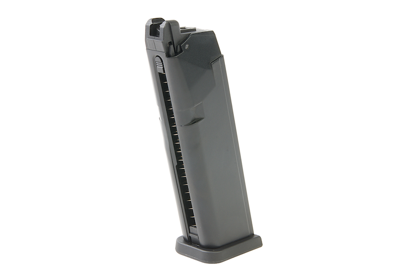 Action Army AAP-01 22rds Gas Magazine - Black