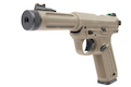 Action Army AAP-01 Assassin GBB Pistol - FDE