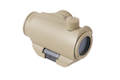 AABB T1 Red Green Dot Sight (Sand)