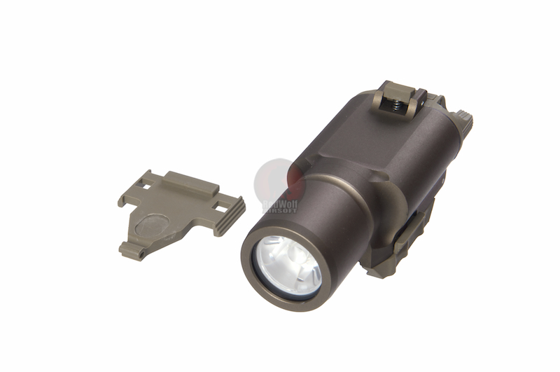 AABB S300 Tactical Light - DE