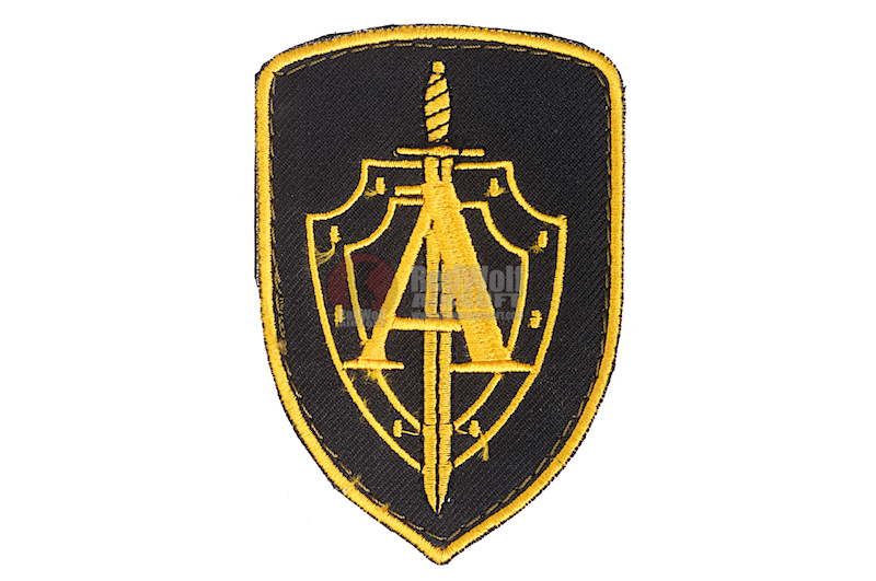 IRT Alpha Patch - Gold
