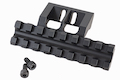 Asura Dynamics Optic Mount Upper Short Rail for AK AEG / GBB