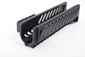 Asura Dynamics AK Lower Handguard Rail for GHK, LCT, Marui, E&L, CYMA AK Series