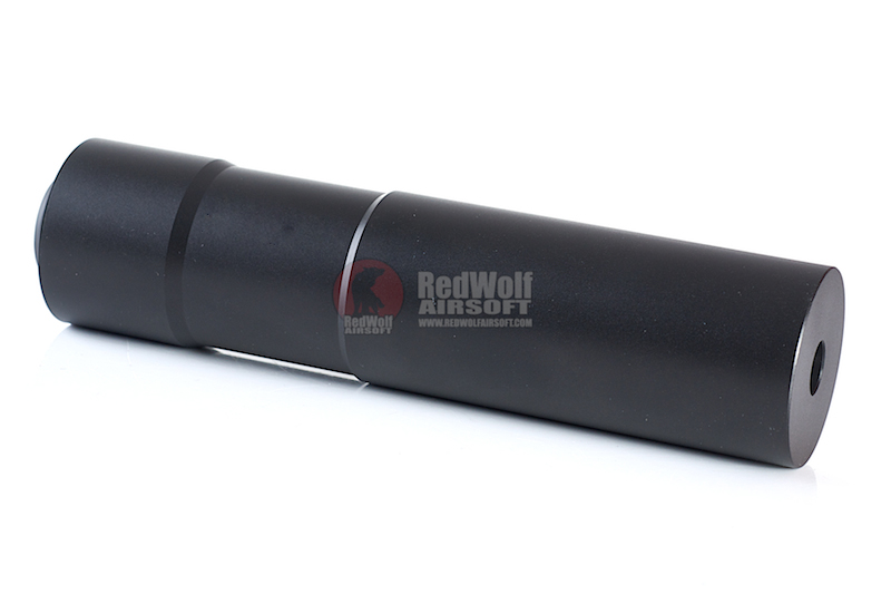 Asura Dynamics DTK-4 Silencer with Extented Inner-Barrel for AEG / GBB