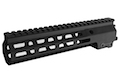 Arrow Dynamic Aluminum MK16 M-Lok 9.3 inch Rail for M4 AEG / GBB Series - Black