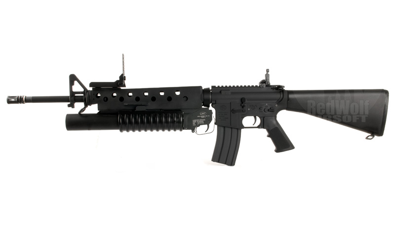 G&P M16A4 with M203