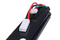 Socom Gear 11.1V. 1500mAh. Li Po Battery  ( 15C Tri-Panel Version, M4/16, AK, M14, NP5, Model 36 Series)