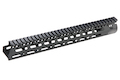 Angry Gun BCM Style CMR 13 inch M-LOK Rail Airsoft Version for GBB / AEG / PTW - Black