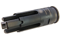 Angry Gun SF216A Dummy Silencer w/ SF216A Flash Hider - Black (14mm CCW)