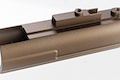 Angry Gun MWS High Speed Bolt Carrier (John Wick Style) for Tokyo Marui M4 MWS GBBR - FDE