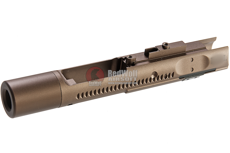 Angry Gun MWS High Speed Bolt Carrier (BC* Style) for Tokyo Marui M4 MWS GBBR - FDE