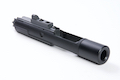 Angry Gun Complete MWS High Speed Bolt Carrier with MPA Nozzle  - 416 Style (Black) for Tokyo Marui M4 MWS GBB Series