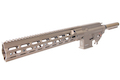 Angry Gun Aluminum 416CAG MWS Conversion Kit with Z-parts 14.5inch SMR Rail - FDE (Cerakote Coating)
