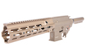 Angry Gun Aluminum 416CAG MWS Conversion Kit with Z-parts 10.5inch SMR Rail - FDE (Cerakote Coating)