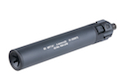 Angry Gun Power Up Silencer for KSC / KWA MP7 -Black