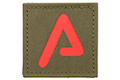 Agency Arms Premium Patch Ranger Green / Red 'A'
