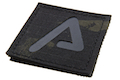 Agency Arms Premium Patches Multicam Black / Black 'A'