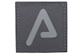 Agency Arms Premium Patch Wolf Grey / Grey 'A'