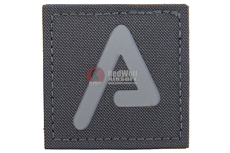 Agency Arms Premium Patches Wolf Grey / Grey 'A'