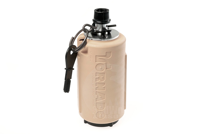 Airsoft Innovations Tornado Grenade (Desert Tan)