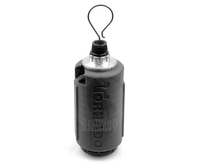 Airsoft Innovations Tornado Crash Impact Grenade (Black)