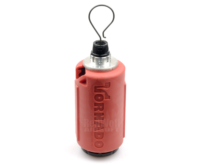 Airsoft Innovations Tornado Crash Impact Grenade (Red)