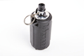 Airsoft Innovations Tornado Grenade (Black) w/ extra Spoon Kit